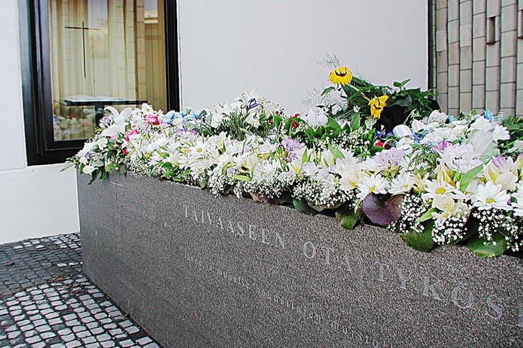 Korson kirkon hautausmaa