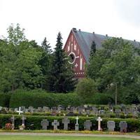 Helsingin pitäjän kirkon hautausmaa