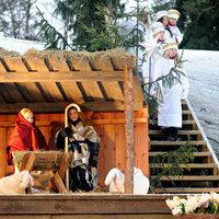 Perheretki Seurasaaren Joulupolulle