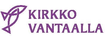 Kirkko Vantaalla logo