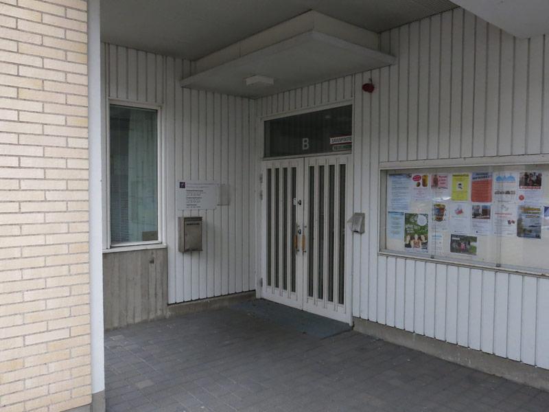 Vantaankosken seurakunnan kirkkoherranvirasto