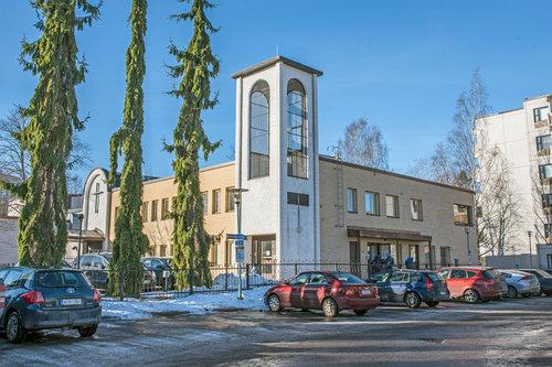 Hakunilan kirkkoherranvirasto